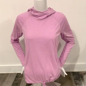 UA Hooded Workout Shirt
